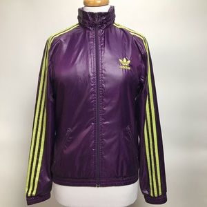 ADIDAS SAMPLE Full Zip Track Athletic Jacket